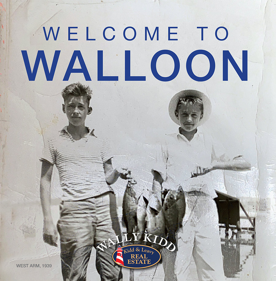 Wally Kidd Welcome to Walloon Holiday 2019