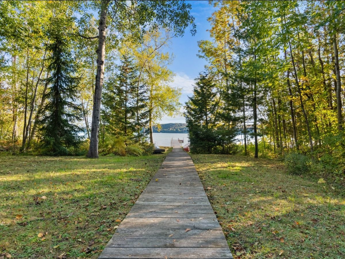 SOLD BEFORE LISTED ON WALLOON LAKE!