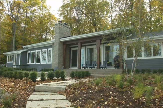 Wally Kidd 9 & 10 News Amazing Northern Michigan Homes